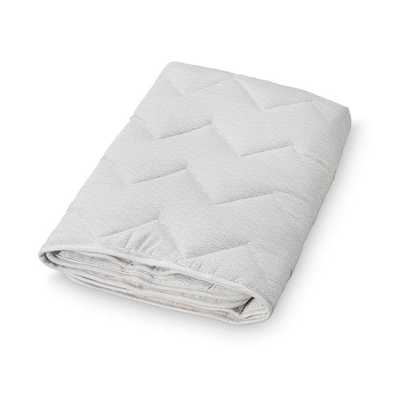 CAM CAM COPENHAGEN - Quilted Baby Blanket/Playmat - Grey Wave