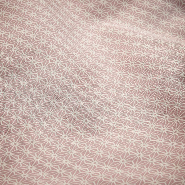 CAM CAM COPENHAGEN - Cot Bed Bedding - Sashiko Blush