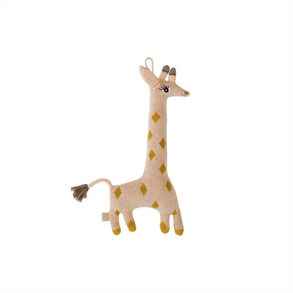 OYOY - Cushion Soft Toy - Baby Guggi Giraffe