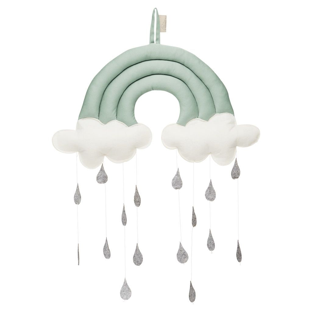 CAM CAM COPENHAGEN - Rainbow Mobile - Sea Green