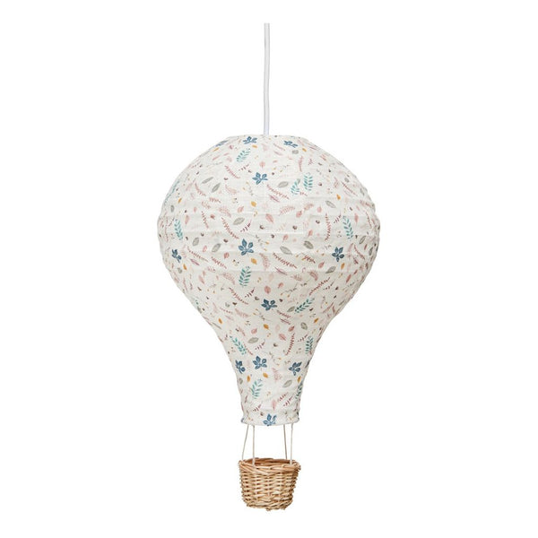 CAM CAM COPENHAGEN - Hot Air Balloon Lamp - Pressed Leaves Rose