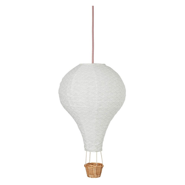 CAM CAM COPENHAGEN - Hot Air Balloon Lamp - Grey Wave