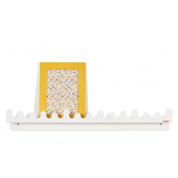 ROOMMATE - Doodle Drop Shelf - White