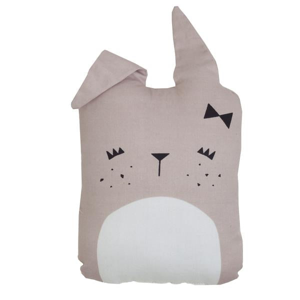 FABELAB - Animal Cushion - Cute Bunny