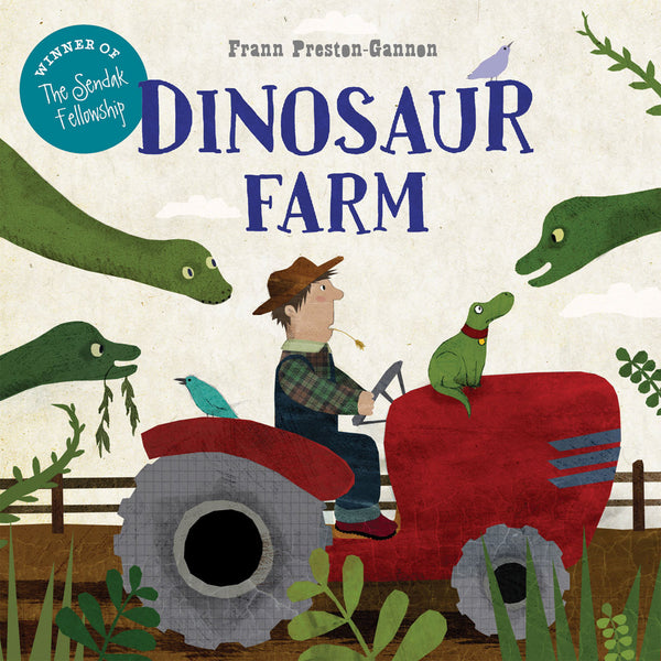 BOOK - DINOSAUR FARM by Frann Preston-Gannon