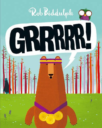 BOOK - GRRRRR! by Rob Biddulph