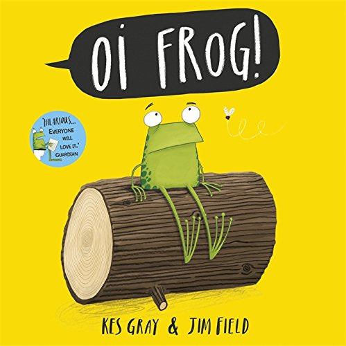 BOOK - Oi Frog by Kes Gray and Jim Field