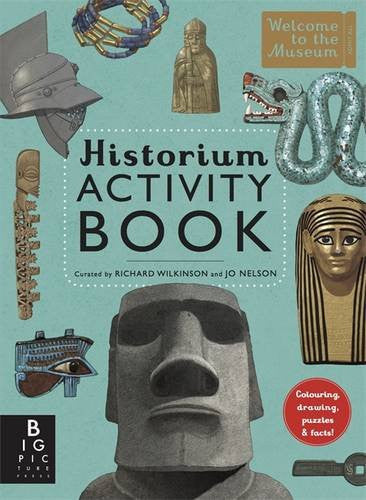 BOOK - HISTORIUM ACTIVITY BOOK by Richard Wilkinson