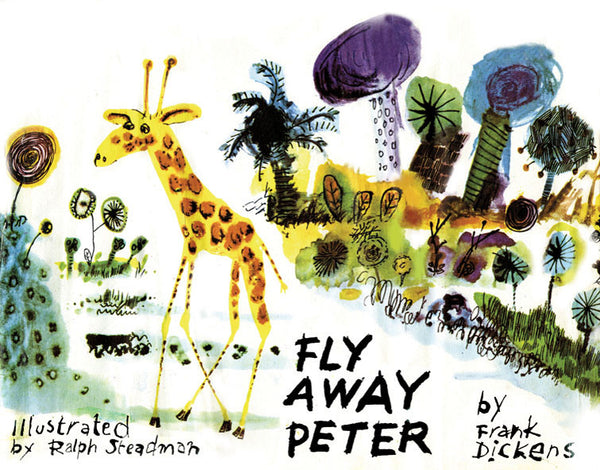 BOOK - Fly Away Peter by Frank Dickens