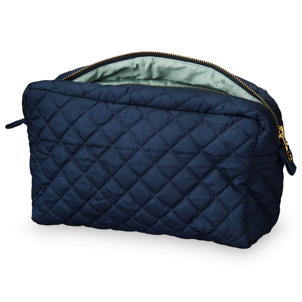 CAM CAM COPENHAGEN - Wash Beauty Bag - Navy