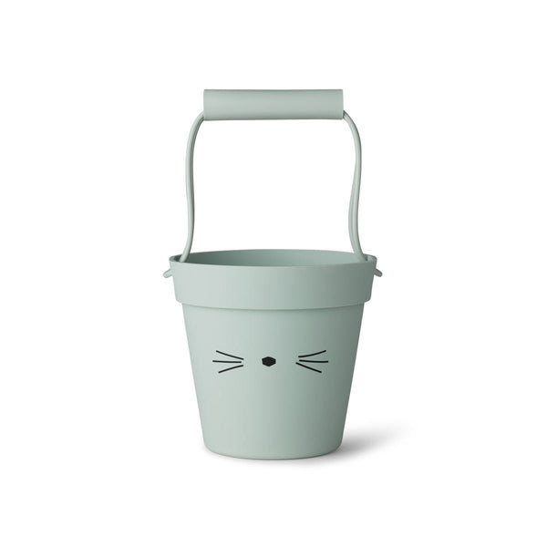 LIEWOOD - Linda Bucket - Cat Dusty Mint
