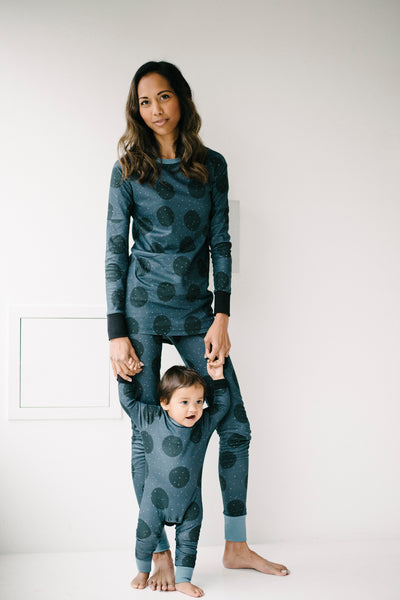 The Bright Company design led organic and ethical sleepwear and loungewear for modern families slim jyms