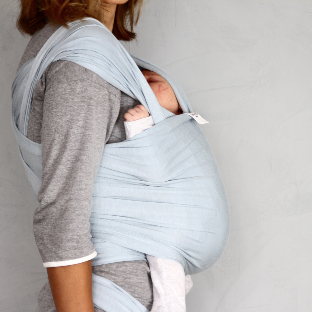 FORNESSI - Carry Me Baby Carrier - Duck Egg Blue