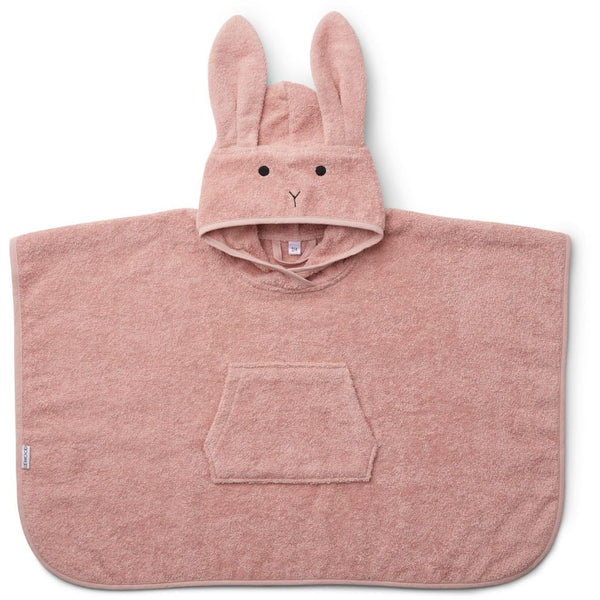 LIEWOOD - Orla Poncho - Rabbit Rose