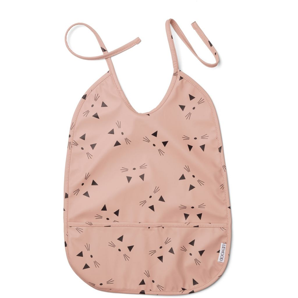 LIEWOOD - Lai Bib - Cat Rose