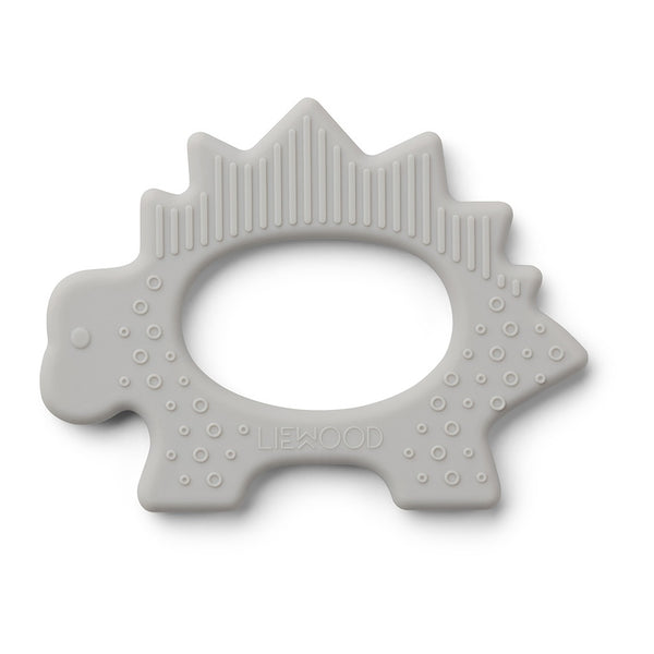 LIEWOOD - Gemma Teether - Dino Panda Grey
