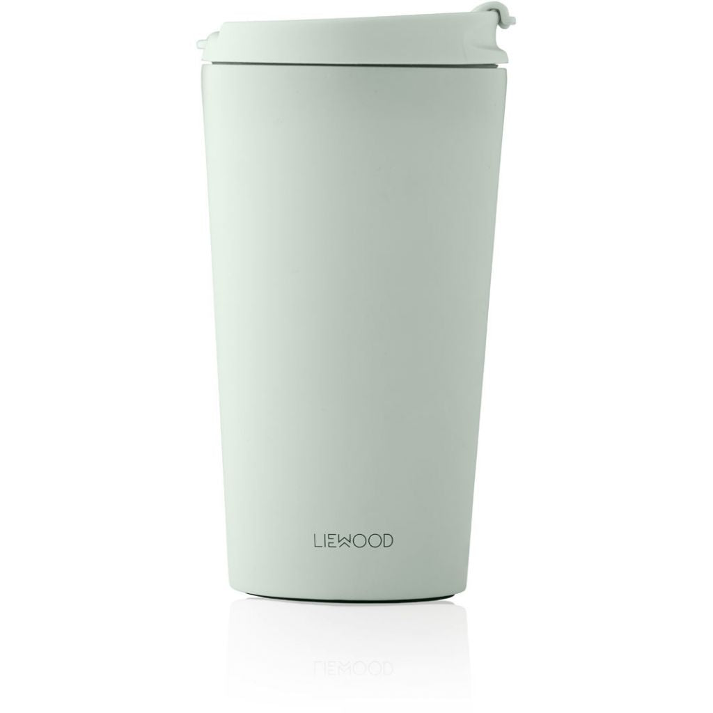 LIEWOOD - Kikki Reusable Thermo Cup - Dusty Mint
