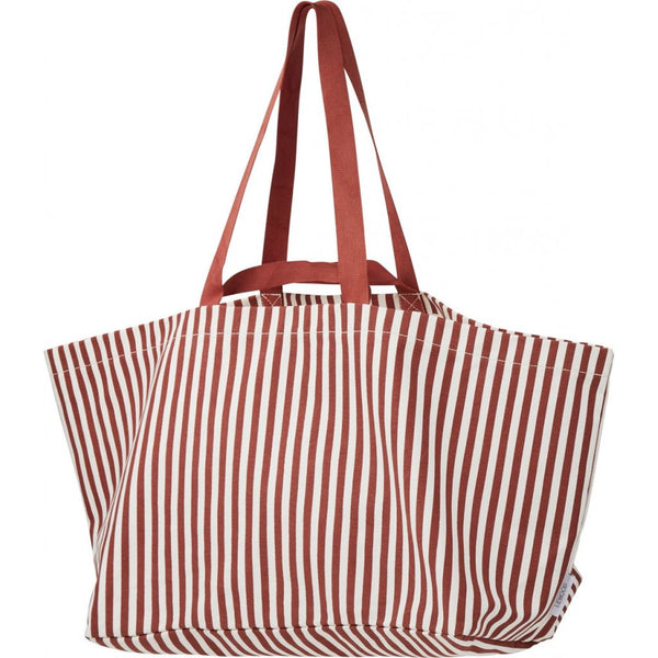 LIEWOOD - Dora Weekend Bag - Stripe: Rusty/Creme de la Creme
