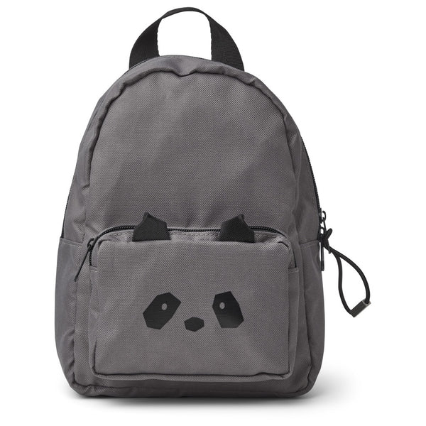 LIEWOOD - Saxo Mini Backpack - Panda Stone Grey