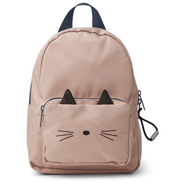 LIEWOOD - Saxo Mini Backpack - Cat Rose