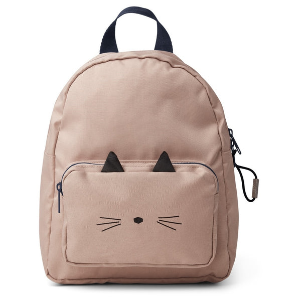 LIEWOOD - Allen Backpack - Cat Rose