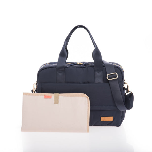 JEM + BEA Marlow Changing Bag Navy