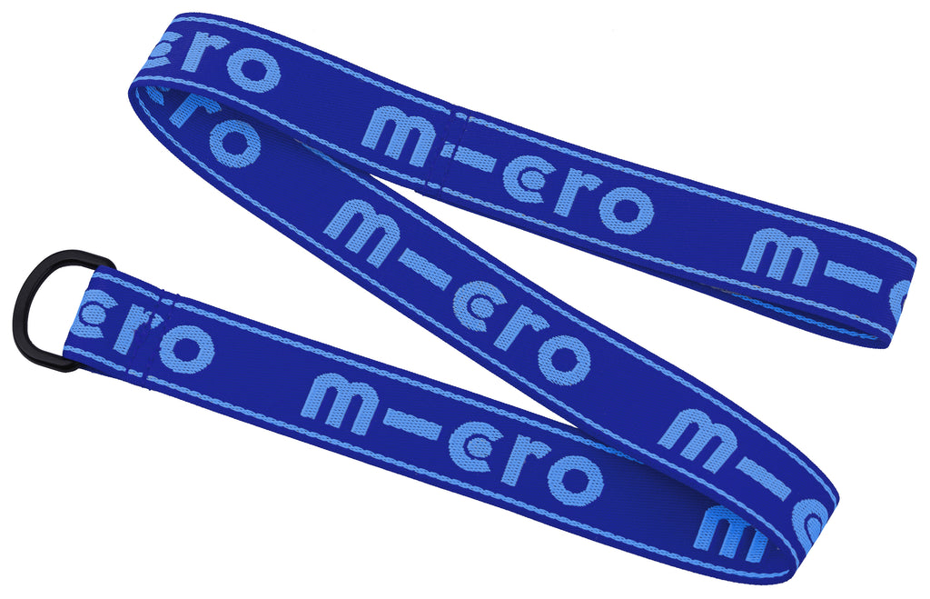 MICRO SCOOTERS - Pull 'n' Carry Strap - Blue