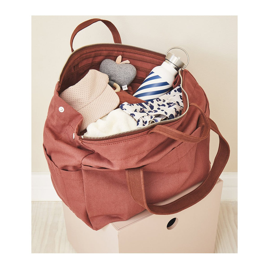LIEWOOD - Melvin Changing Bag - Rusty