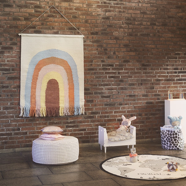 OYOY - Follow the Rainbow Wall Rug