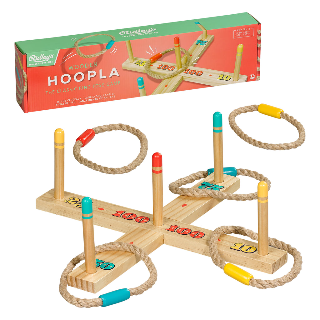 RIDLEY'S - Outdoor Game - Hoopla