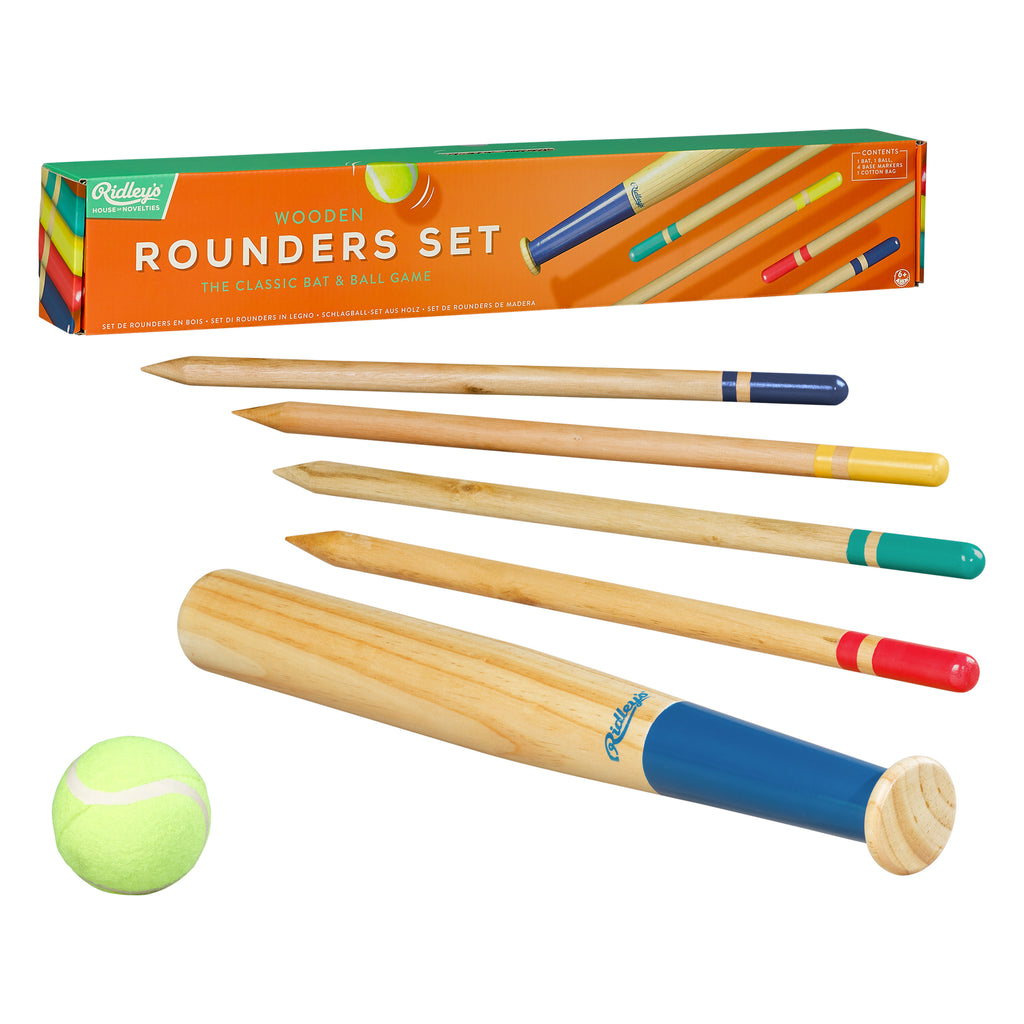 RIDLEY'S - Outdoor Game - Rounders Set