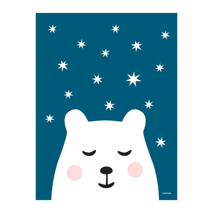 ROOMMATE - Print - Polar Night