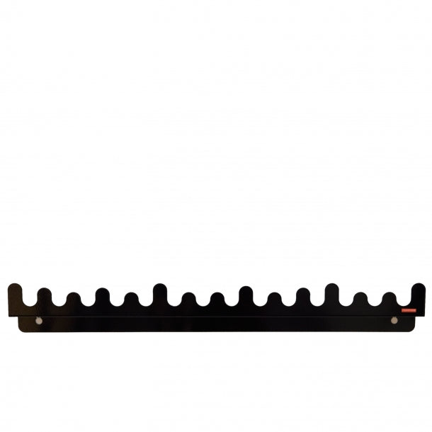 ROOMMATE - Doodle Drop Shelf - Black