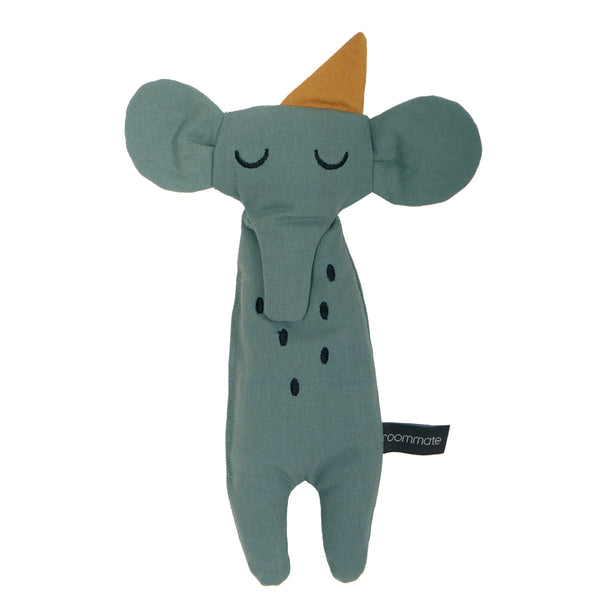 ROOMMATE - Rag Doll Soft Toy - Elephant