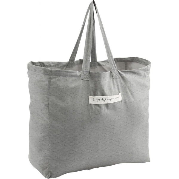 KONGES SLØJD - Shopper Bag - Storm Green