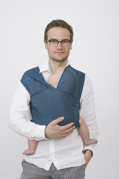 Fornessi Carry Me baby wraps ethical soft baby carrier made in britain eco friendly