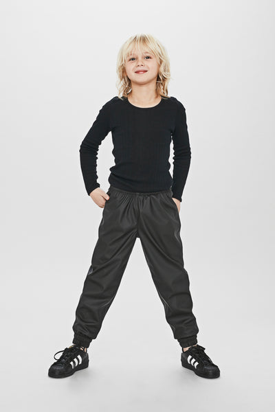 SWAYS waterproof jacket trousers rainwear kids stylish cool modern danish scandinavian