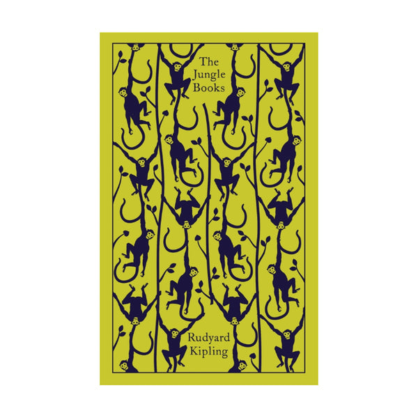 BOOK - THE JUNGLE BOOKS (CLOTHBOUND CLASSIC) by Rudyard Kipling