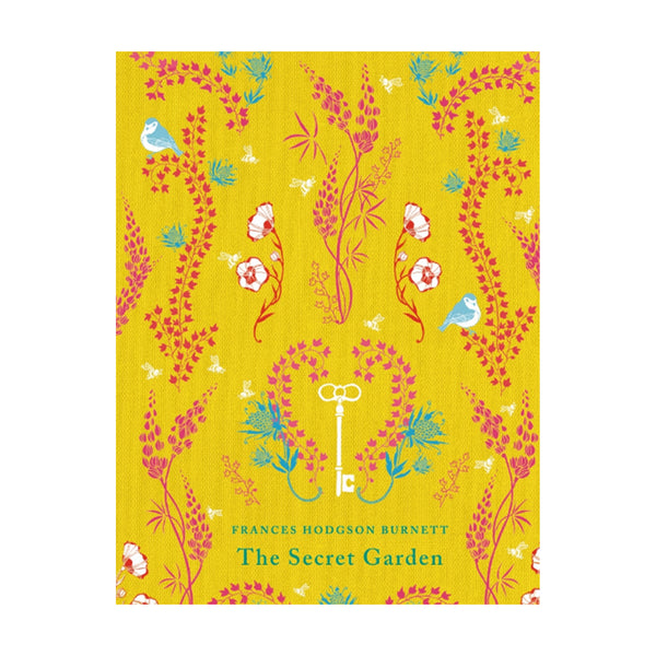 BOOK - THE SECRET GARDEN (PUFFIN CLASSIC) by Frances Burnett