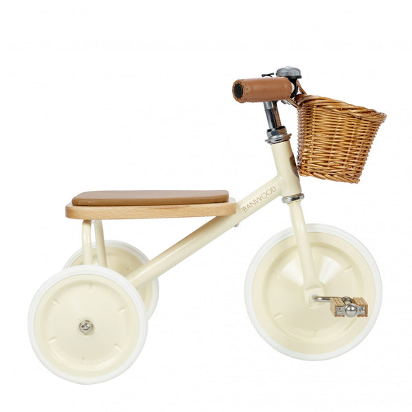 BANWOOD - Trike - Cream