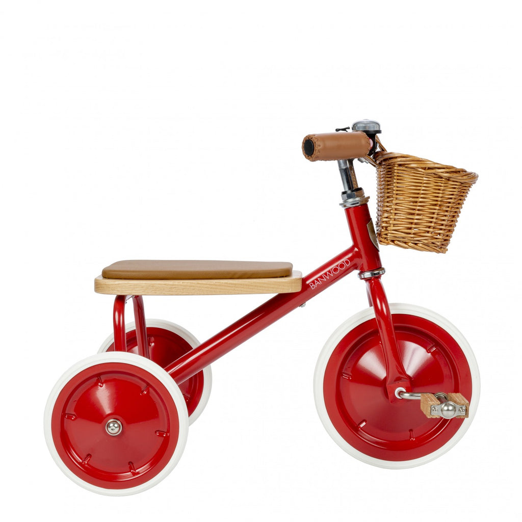 BANWOOD - Trike - Red
