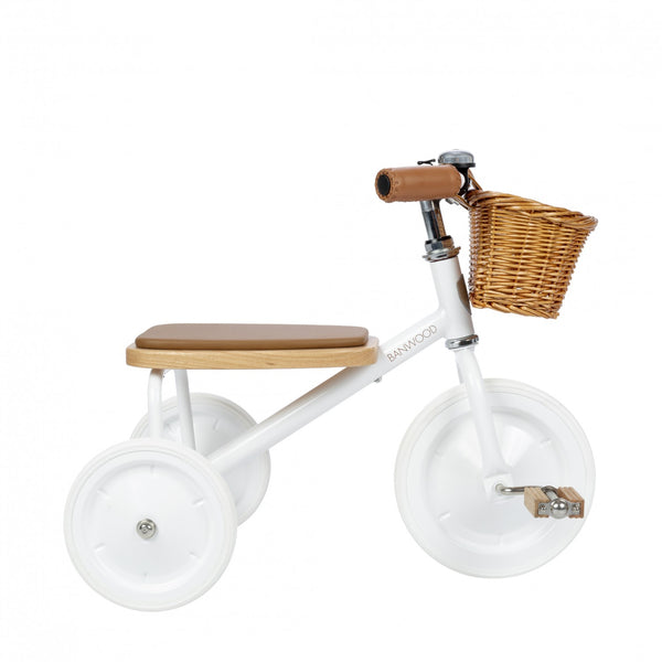 BANWOOD - Trike - White