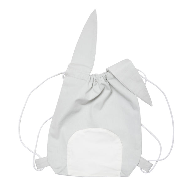 FABELAB - Drawstring Backpack - Pirate Bunny