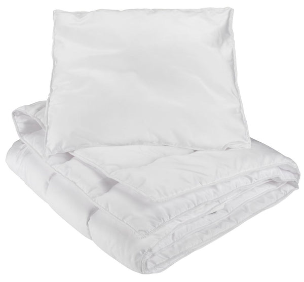 Danish size cot bed duvet and pillow set