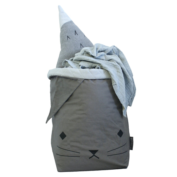 FABELAB - Storage Bag (large) - Cat