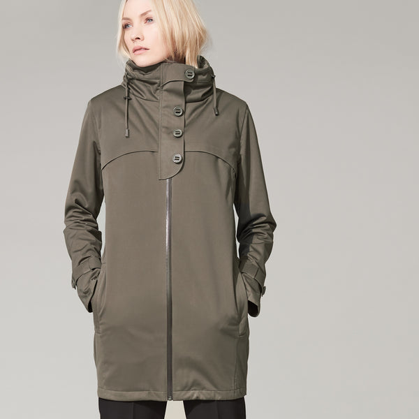 PROTECTED SPECIES - Waterproof Jacket - Parka