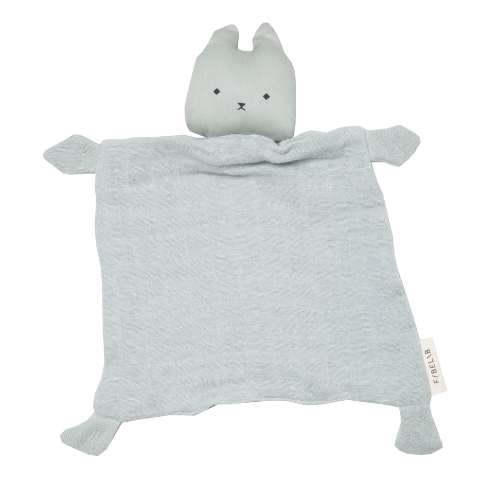 FABELAB - Animal Cuddle Comforter - Cuddly Cat