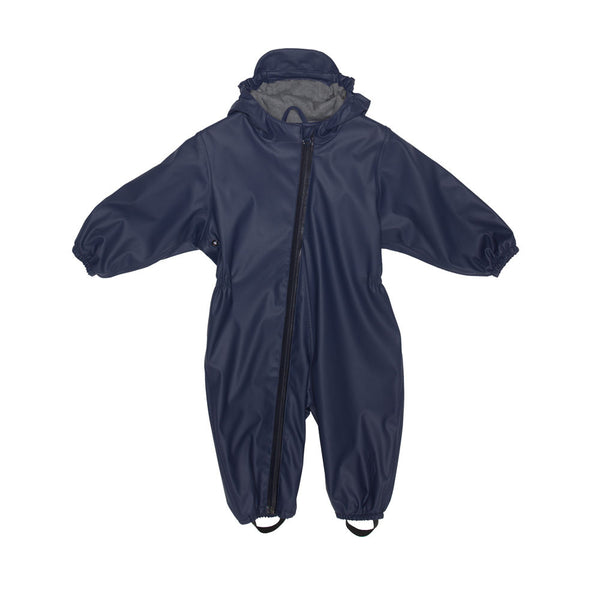 GOSOAKY - ROGER RABBIT Lined Waterproof Coverall - Blue