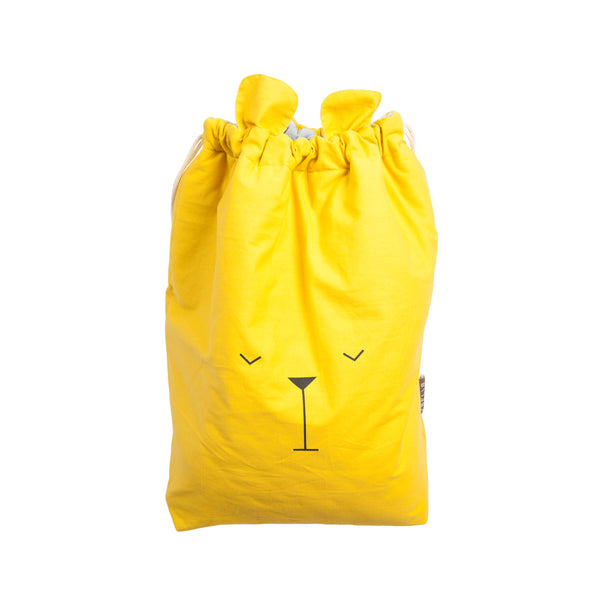 FABELAB - Storage Bag (large) - Bear