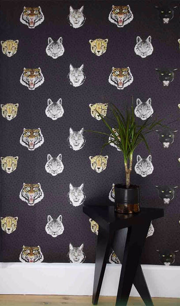 WILD HEARTS WONDER - Wallpaper - Wildcats - Midnight Blue